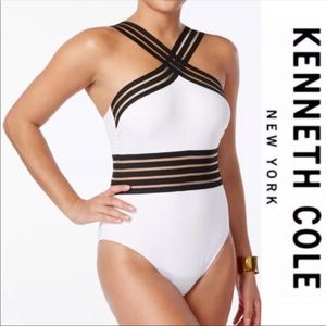 One Piece Kenneth Cole Swimsuit